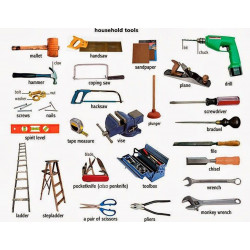 Tools and equipment Bundle